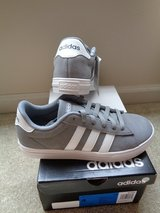 NEW in box Adidas boys shoes size 4 in Camp Lejeune, North Carolina