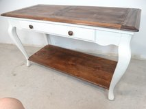 Farmhouse Country Style Sideboard Entry Table in Alvin, Texas
