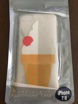 Iphone 7/8 icecream rubber case in Camp Lejeune, North Carolina