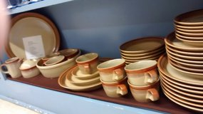 Stoneware dishes - Country Cabin by Mikasa in Glendale Heights, Illinois