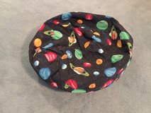 Bean Bag Chair - Colorful Solar System Pattern; Like NEW! JUST REDUCED in Cherry Point, North Carolina