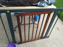 Baby gate in Bellaire, Texas