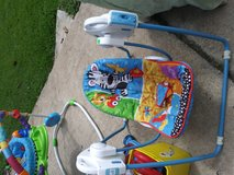 Fisher Price portable swing in Bellaire, Texas