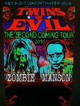 Rob Zombie/Marilyn Manson Tickets in Yucca Valley, California