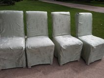 Upholstered Person's Chairs (set of 4) in Bellaire, Texas