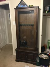 gun cabinet in Kingwood, Texas