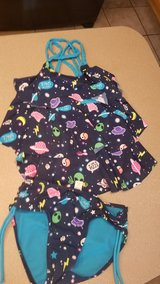 Space Tankini size 10 in Naperville, Illinois