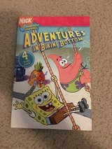 Spongebob Squarepants-Adventures in Bikini Bottom book in Camp Lejeune, North Carolina