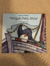 Penguin Pete, Ahoy! book in Camp Lejeune, North Carolina