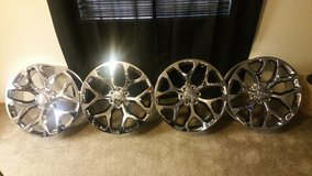"22"" CHEVY/GMC Rims in Fort Irwin, California"