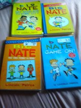 Big Nate books in Camp Lejeune, North Carolina