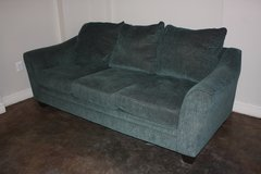 3-Seater, Living Room Couch, 1 Year Old, Clean and Fluffy! in New Orleans, Louisiana