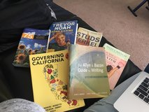 college textbooks for sale in Vacaville, California