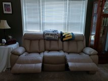 Reclining Sofa in Kansas City, Missouri