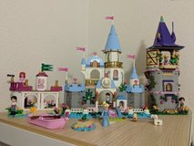 Girls Lego sets (more not pictured) in Fort Carson, Colorado