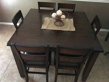 Counter Height Dining Table Set in Kingwood, Texas