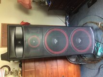 Cerwin Vega xls-215 tower speakers in Todd County, Kentucky