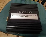 Kenwood car amp in Alamogordo, New Mexico