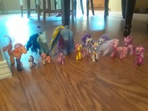 15 pieces of my little pony collection in Fort Leonard Wood, Missouri