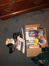 XBOX 360 controllers games Kinect in Fort Polk, Louisiana