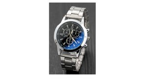 Men's Stainless Steel Quartz TACHYMETER Watch in Wilmington, North Carolina
