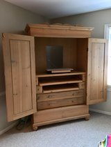 Amoire/Entertainment Cabinet in Brookfield, Wisconsin