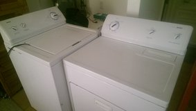 Kenmore Washer and Dryer in Ruidoso, New Mexico