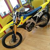 2018 Suzuki RMZ-450 in DeRidder, Louisiana