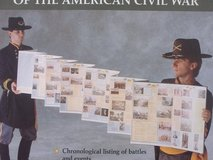 **WALL CHARTS** World History & Civil War in 29 Palms, California