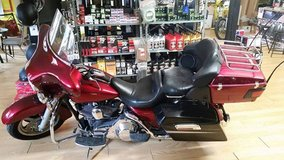 2005 Harley Davidson Ultra Classic Electric Glide in DeRidder, Louisiana