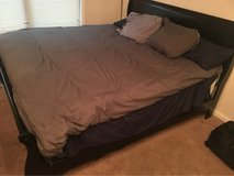 King Adjustable Bed w/Mattress in DeKalb, Illinois