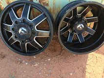 "Fuel 20"" Wheels in Alamogordo, New Mexico"