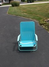 LOW SEATING LAWN CHAIR in Chicago, Illinois