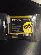 Epson 125 Yellow. unopened package in Chicago, Illinois