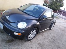 1998 VW Beetle in Yucca Valley, California