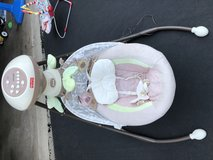 Baby swing in Chicago, Illinois