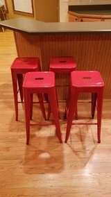 Metal Bar Stools in Chicago, Illinois