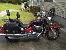 2007 Suzuki C50 Boulevard in Cherry Point, North Carolina