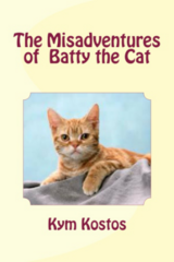 The Misadventures of Batty the Cat in San Ysidro, California