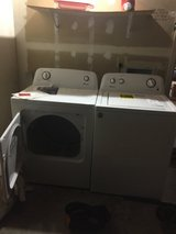 white washer and dryer set in Travis AFB, California