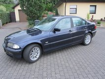 BMW 316 i, Model 2001, A/C, brand new certificated POV inspection in Baumholder, GE