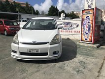 FRESH 2003 Toyota Wish - TINT - Aluminum Wheels - Clean - Excellent Family Car - Compare & $ave in Okinawa, Japan