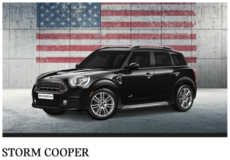 2019 MINI Countryman Promotion in Stuttgart, GE