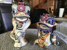 Dancing Dragon figurines decor in Stuttgart, GE