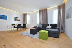 Exclusive and modernly furnished apartment with balcony in Stuttgart Mitte - AG166524 in Stuttgart, GE