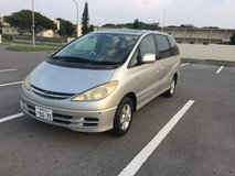 Family Van   ( Estima ) in Okinawa, Japan