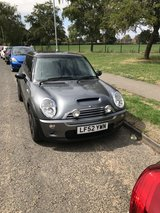 2002 Mini Cooper S in Lakenheath, UK