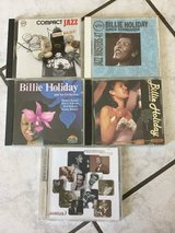 5 Billie Holiday CDs in Ramstein, Germany