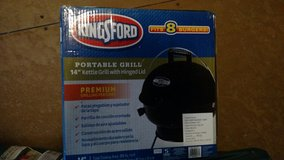 "14"" Kingsford portable grill in Shorewood, Illinois"