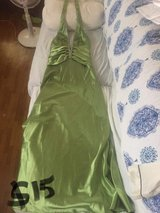 Green Halter Gown Size XS-S in Okinawa, Japan